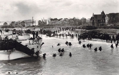 Débarquement en Normandie