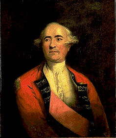 Frederick Haldimand, officier de l'armée et gouverneur