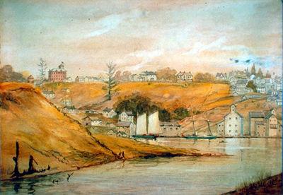 St Catharines, 1850