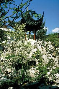 Sun Yat-Sen Garden Pavillion