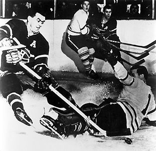 The Birth of the National Hockey League