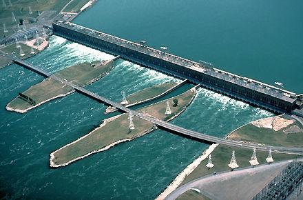 Barrage de Beauharnois
