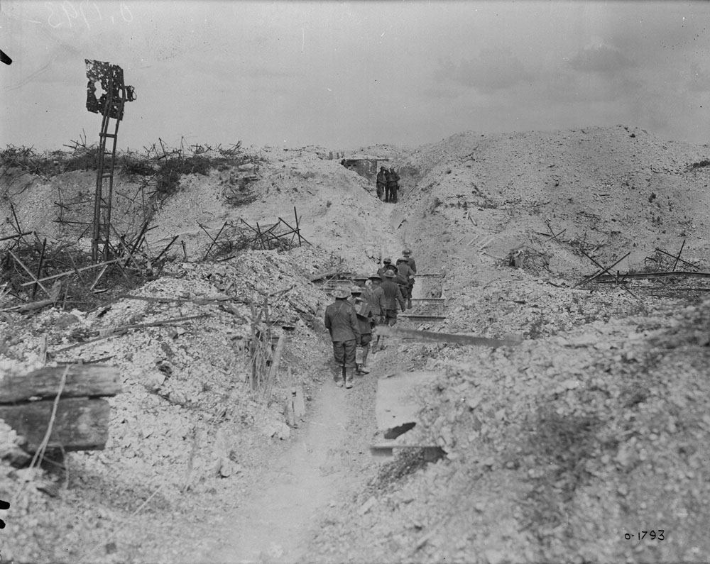 Battle of Hill 70