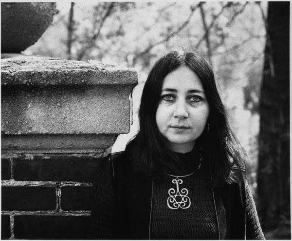 Gwendolyn MacEwen,  1972.