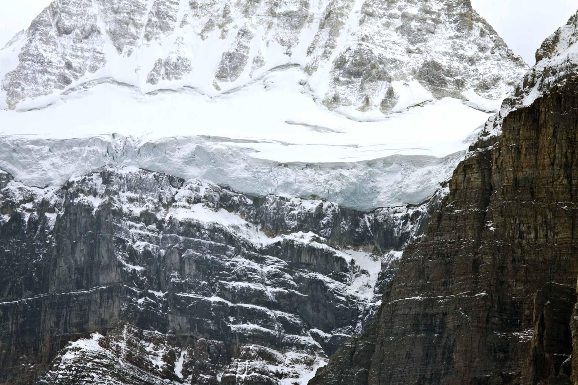 Scenic landscapes in Banff National Park, Alberta, Canada