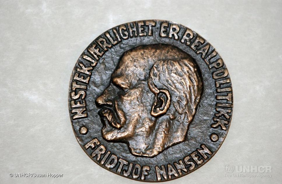 La Médaille Nansen