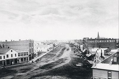 Main Street, Winnipeg