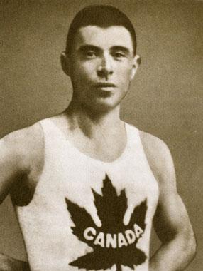 Édouard Fabre, runner