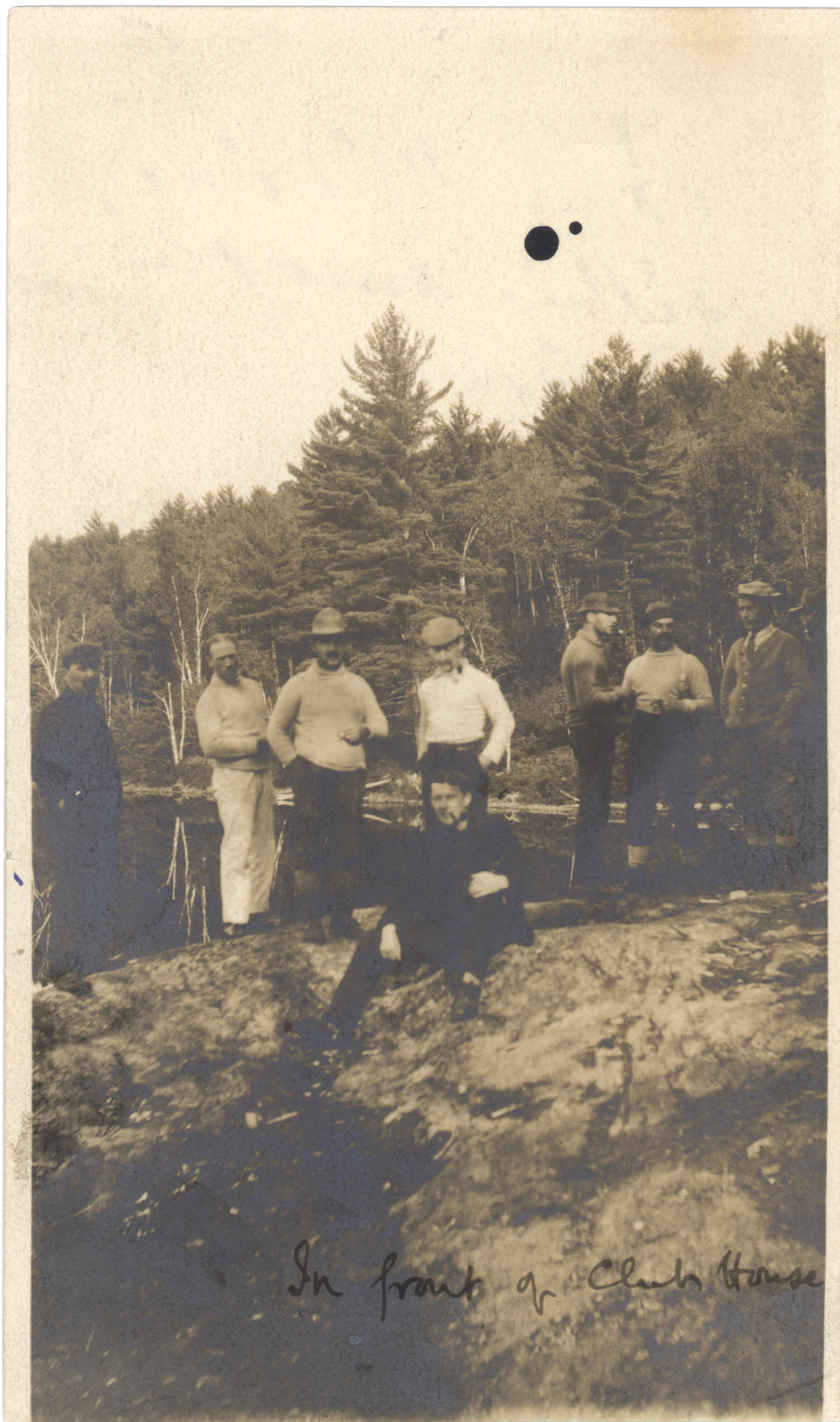 Earl Grey Party, 1910