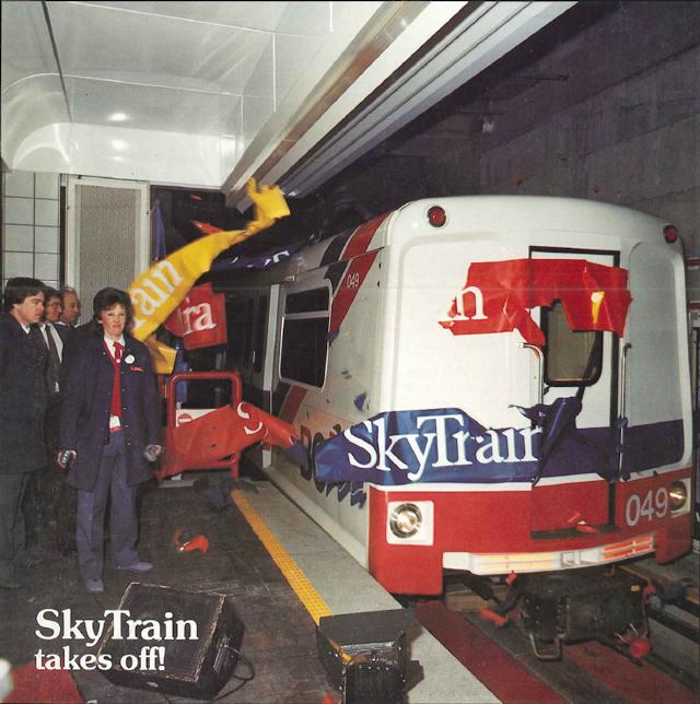 Vancouver's SkyTrain