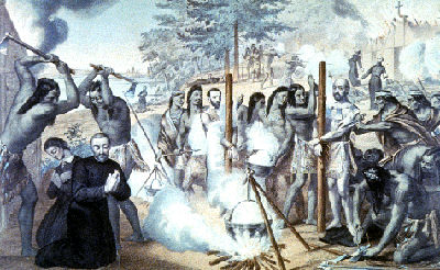 Martyrdom of the Jesuits