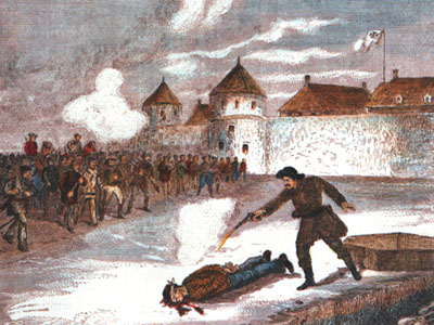 Exécution de Thomas Scott
