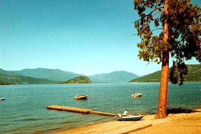 Shushwap Lake