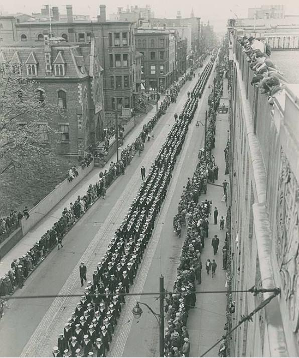 Victory Loan Parade