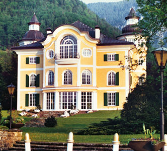 Austrian Chateau