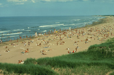 Brackley Beach, PEI