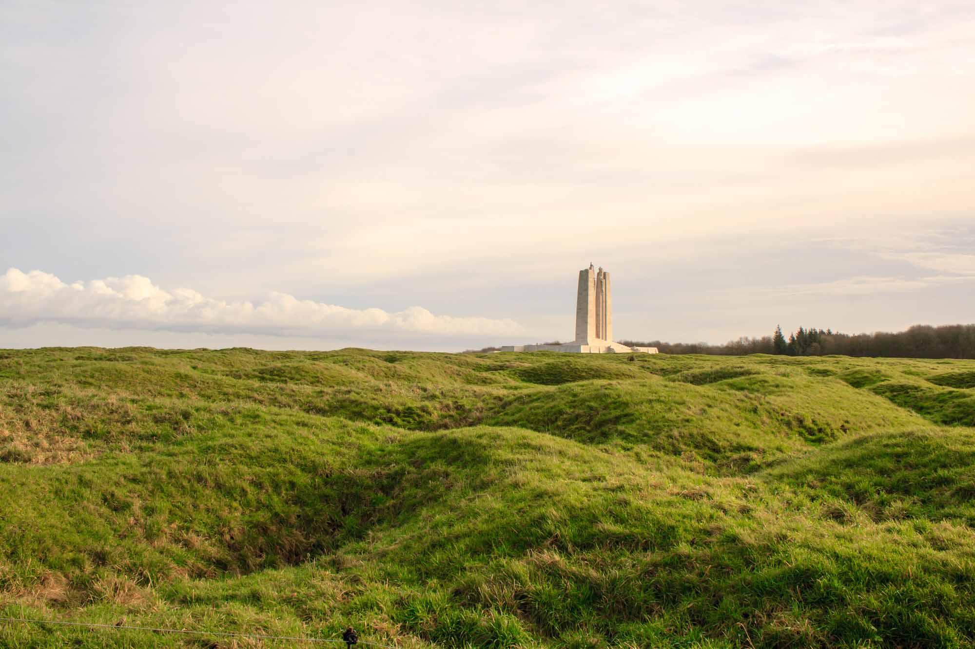 Monument commémoratif de Vimy