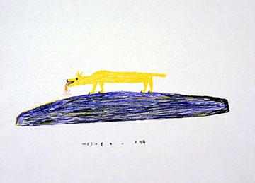 Yellow Wolf