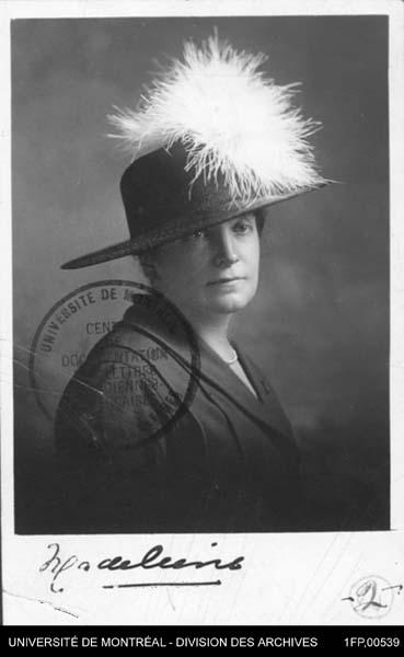 Madeleine (Anne-Marie Huguenin)