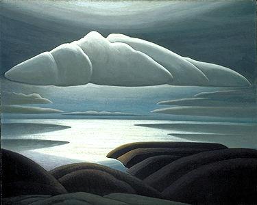 Clouds, Lake Superior