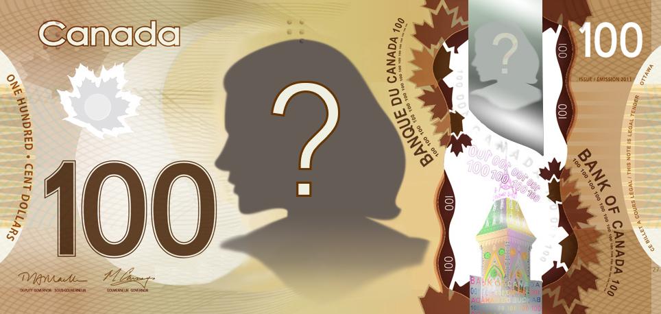 100 Dollar Banknote for Exhibit
