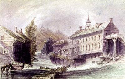 Sherbrooke Mills