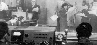Théâtre radiophonique