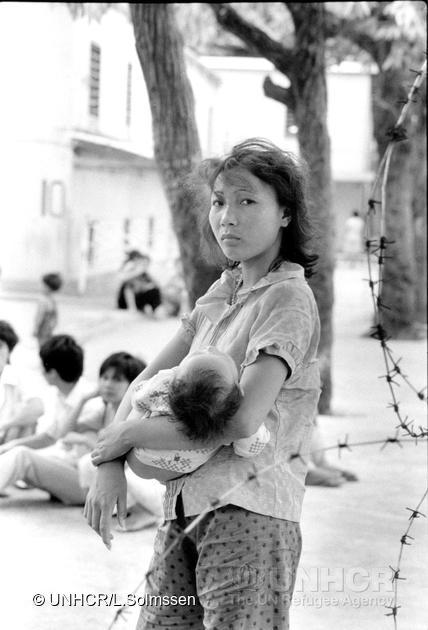 Réfugiés de la mer du Viêt-Nam, 1984