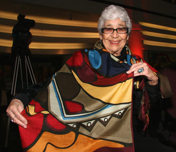 Daphne Odjig, artist