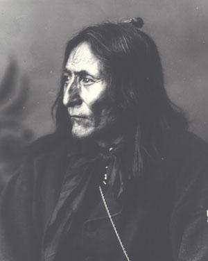 Crowfoot and Treaty 7