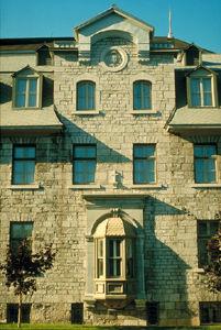 Heritage Building Window