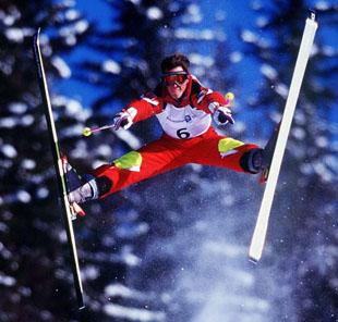Brassard, Jean-Luc, freestyle skier