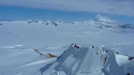 St Elias Icefield