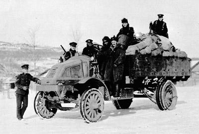 Canadians in Siberia