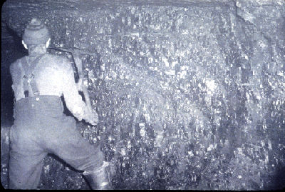 Miner at the Face