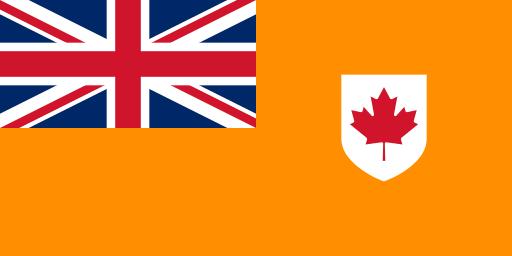 Grand Orange Lodge of Canada Flag