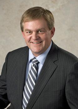 David Alward, premier ministre de New Brusnwick