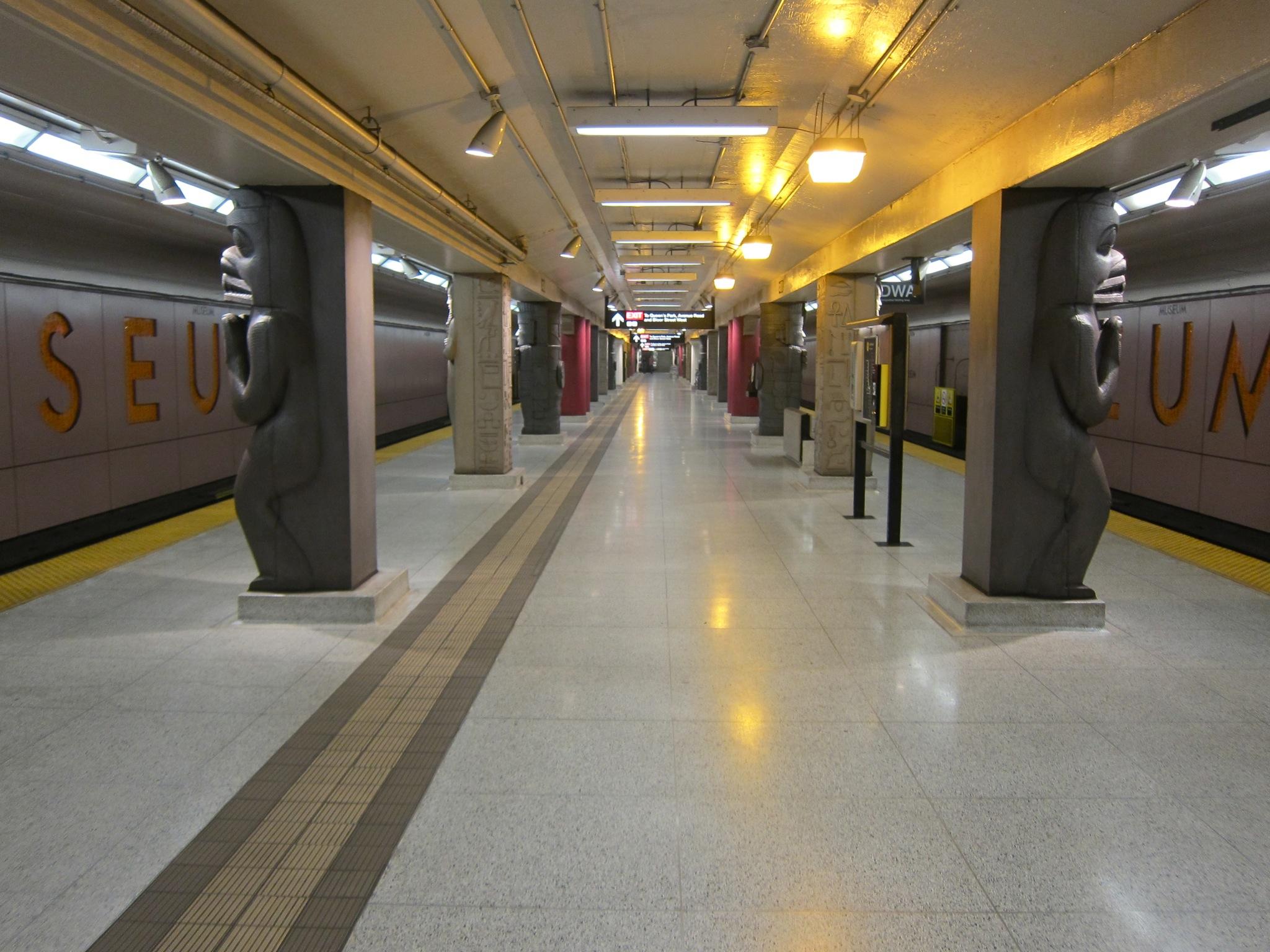 Station Museum, métro de Toronto
