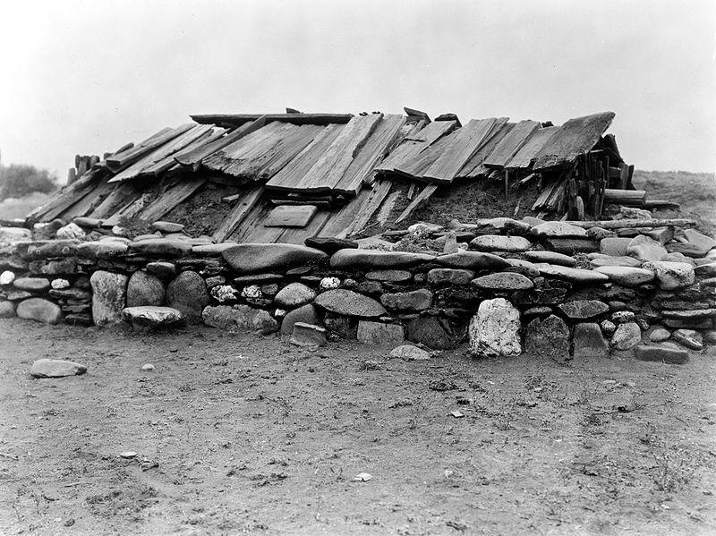 Suerie, photographiée en 1923