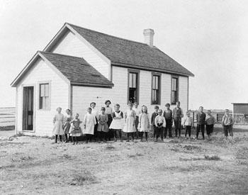 Lots de colonisation en Saskatchewan