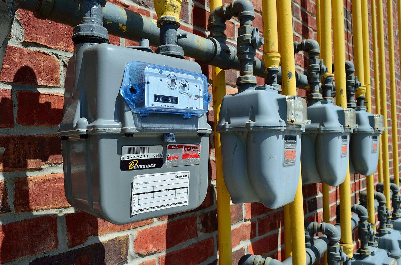 Enbridge Gas Meters