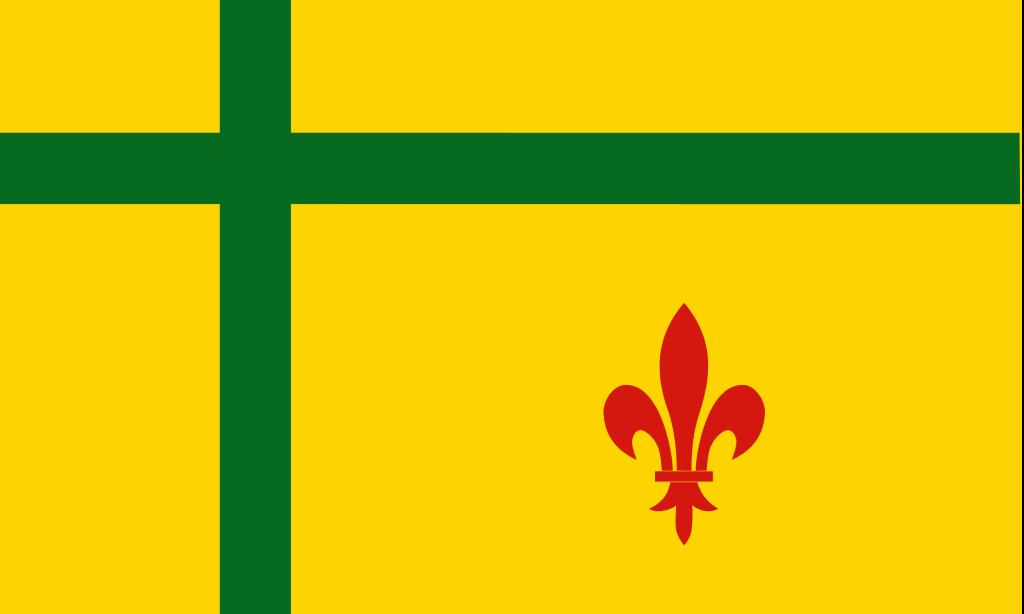 Drapeau des Fransaskois