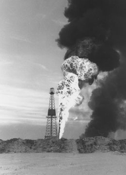 Leduc Oil Strike