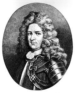 Pierre Le Moyne d'Iberville, soldier