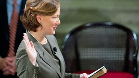 Alison Redford, Premier of Alberta
