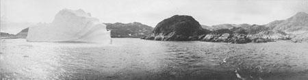 Blacklead Island Entrance