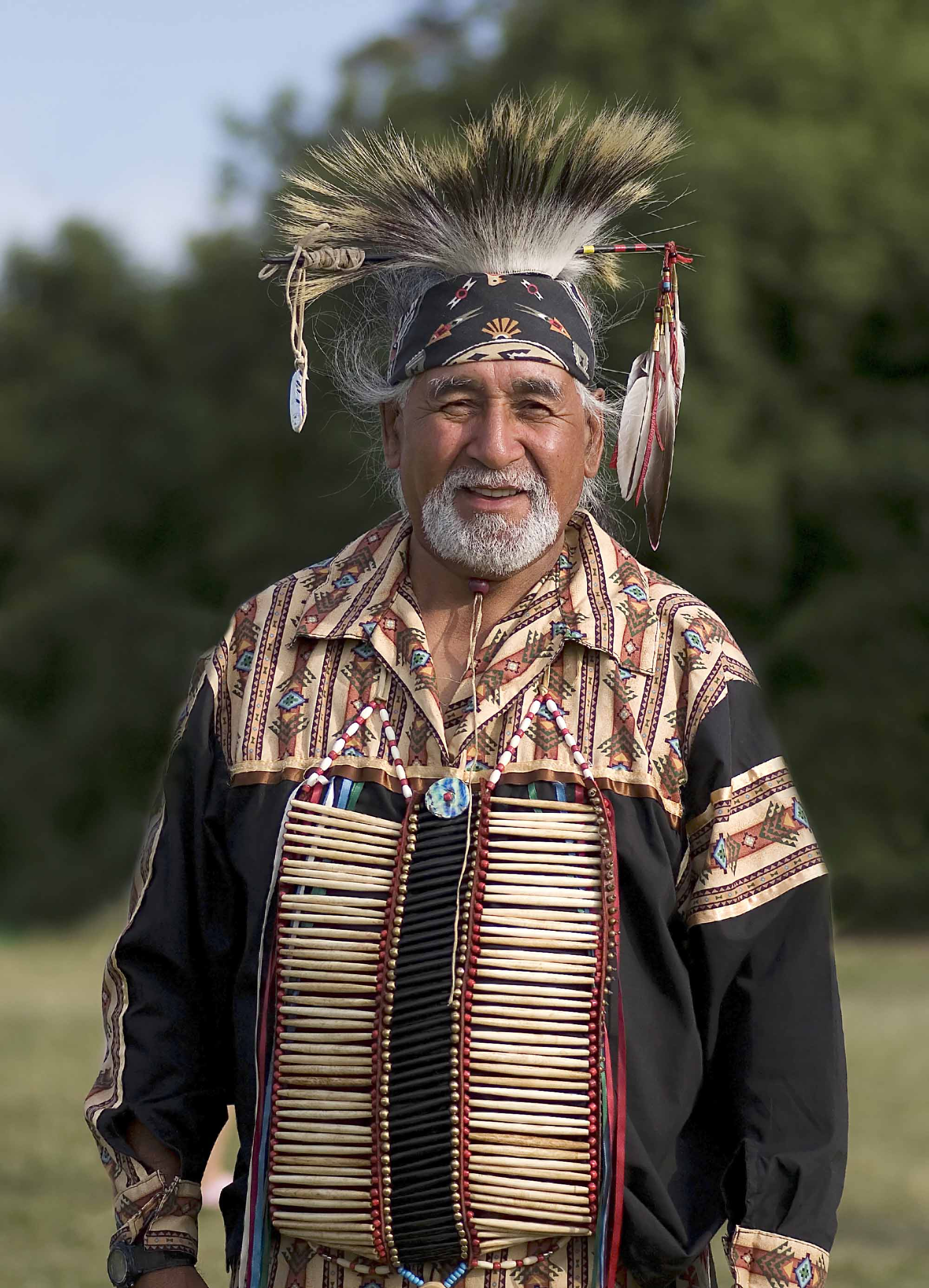 Powwow Elder