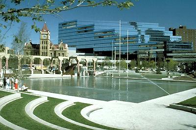 Calgary, édifice municipal de