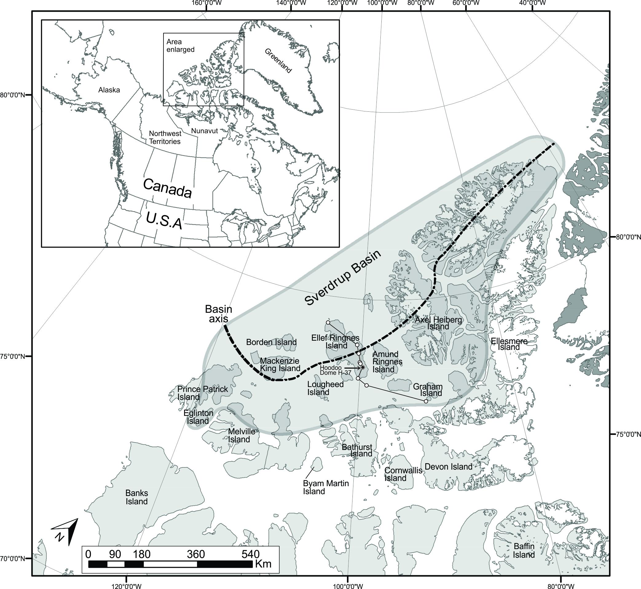 Sverdrup Basin