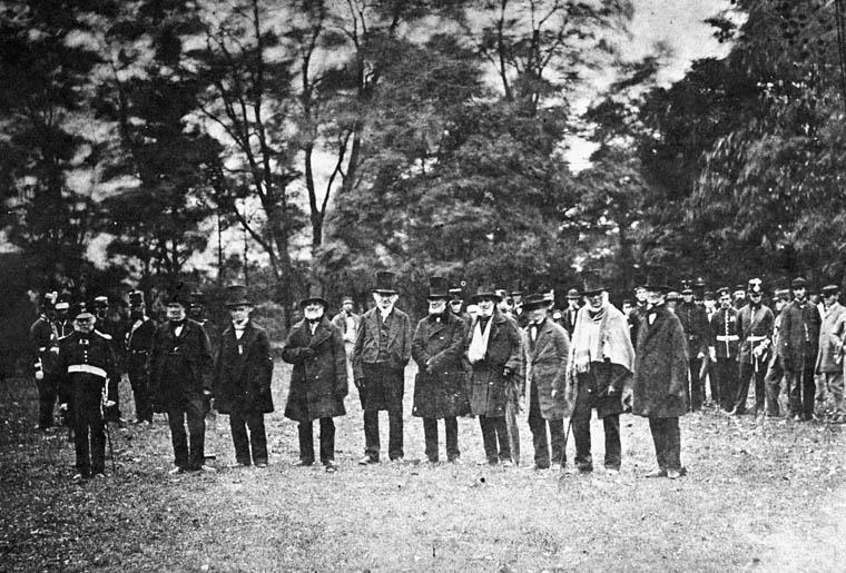 Anciens combattants de la guerre de 1812